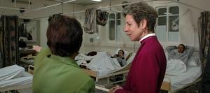 Al Ahli Hospital with presiding bishop