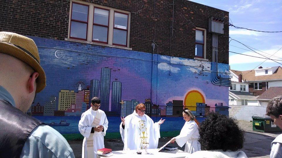 La Iglesia Detroit 2