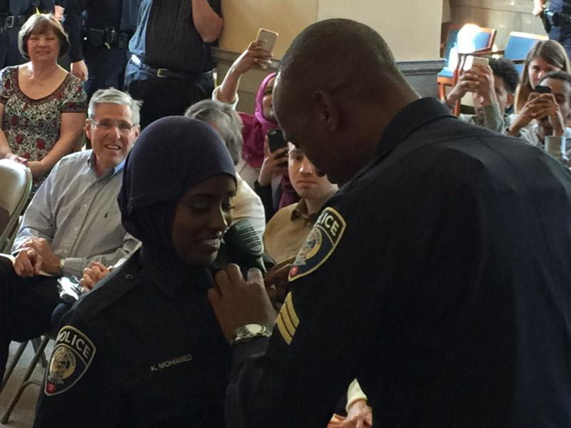 somali police officer