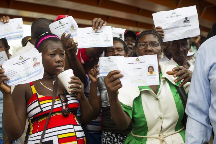 Haitian deportation
