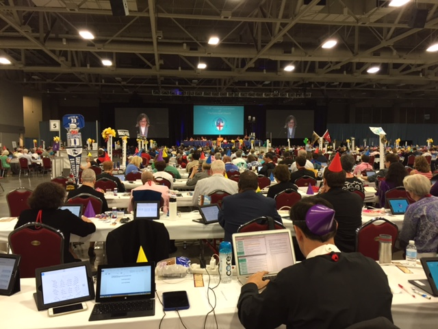 House of Deputies, the 78th General Convention.
