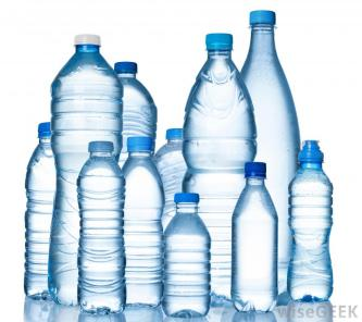 plastic-water-bottles-in-group