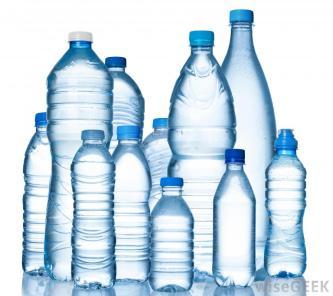 plastic-water-bottles-in-group