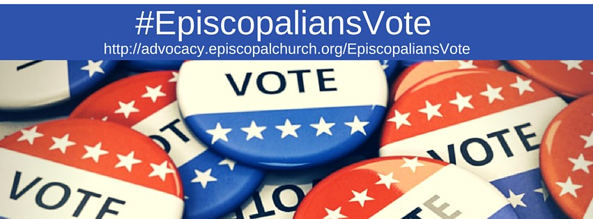 Episcopalians vote