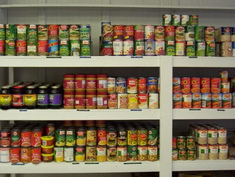St Stephen's Food-Pantry