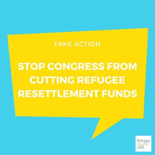refugee funding