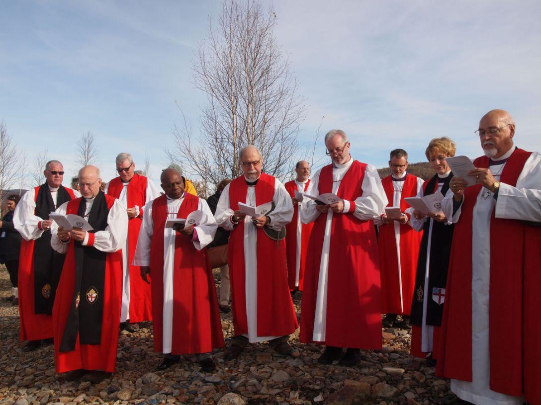 Bishops bless Alaska