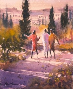 Turning Again to Christ on the Road to Emmaus