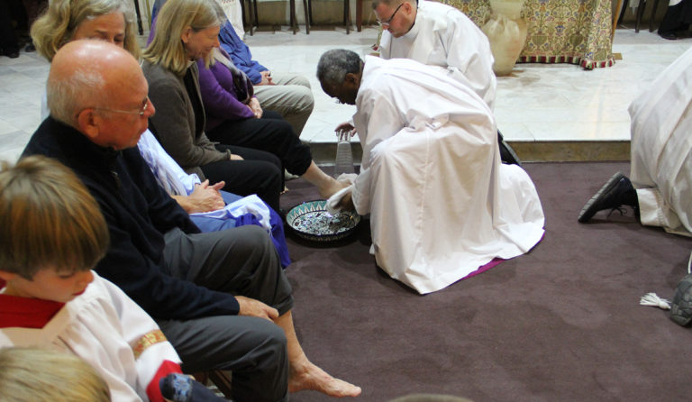 Bishop Curry in the Holy Land