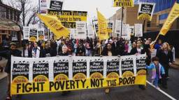 Fight Poverty, Not The Poor