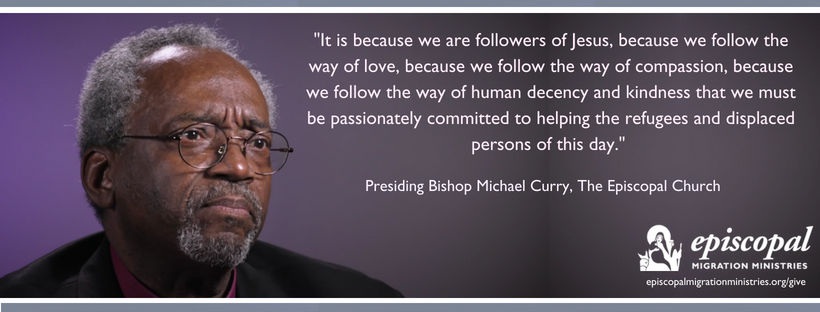 Bishop Curry on