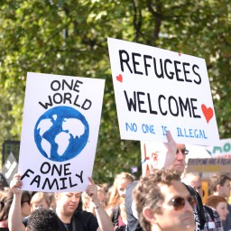 Advocating for Refugee Protection