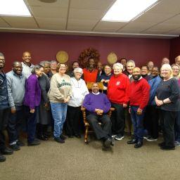 Bishop Gibbs' Final Diocesan Council